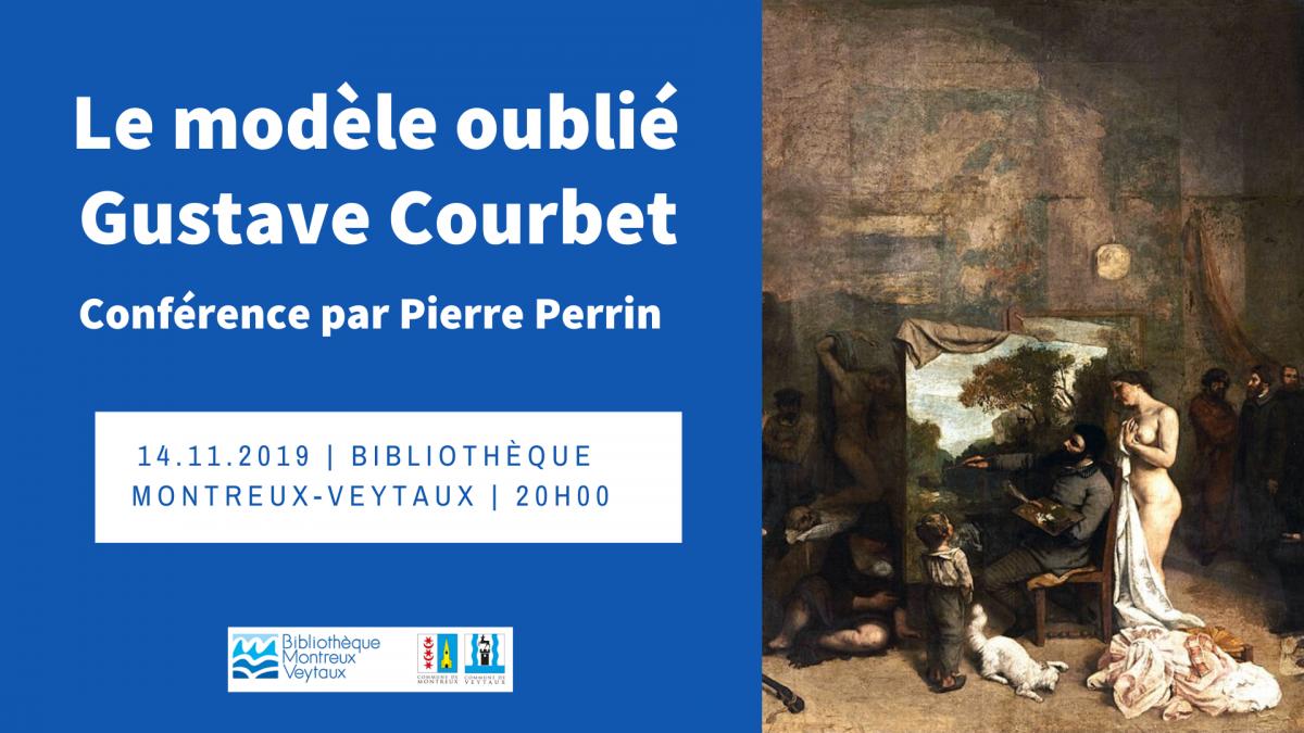Conférence : Courbet, le modèle oublié