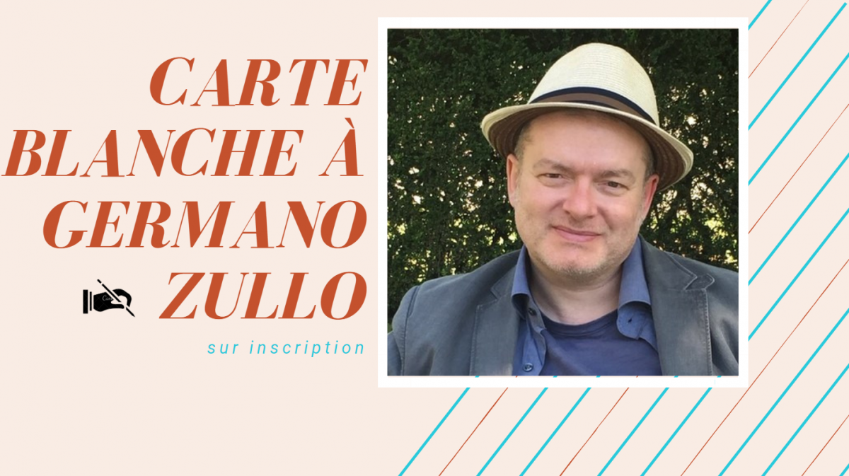 Carte blanche à Germano Zullo
