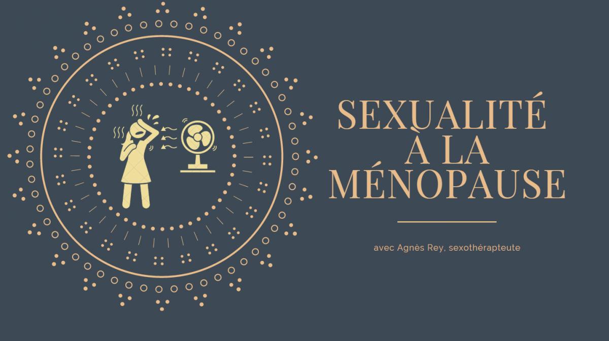 Sexualité à la ménopause
