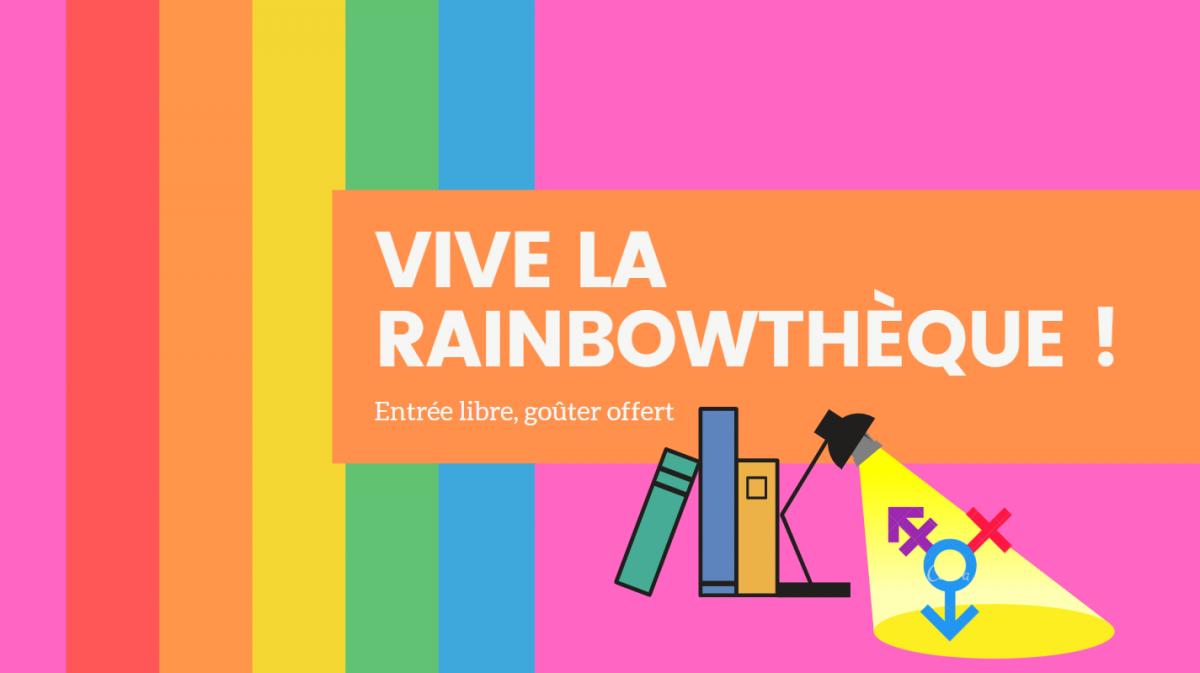 Vive la rainbowthèque !