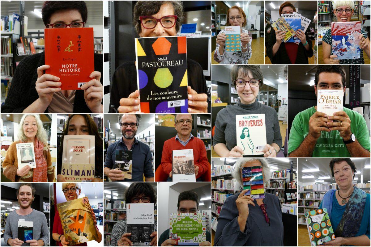 En marge – Le club des lecteurs